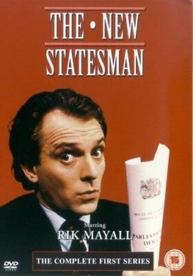The New Statesman: The Complete First Series [DVD] [1987] -  CD MQVG The Fast
