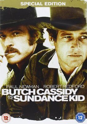 Butch Cassidy and the Sundance Kid [DVD] [1969] -  CD 3JLN The Fast Free