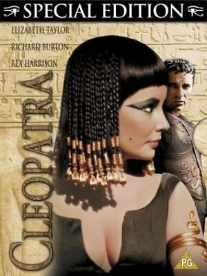 Cleopatra (3 Disc Special Edition) [1963] [DVD] -  CD MTVG The Fast Free