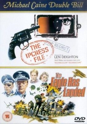 The Eagle Has Landed/The Ipcress File (Box Set) [DVD] [1977] -  CD 58VG The Fast