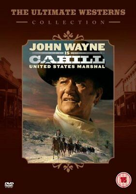Cahill - Us Marshal [DVD] [1973] -  CD RTVG The Fast Free Shipping
