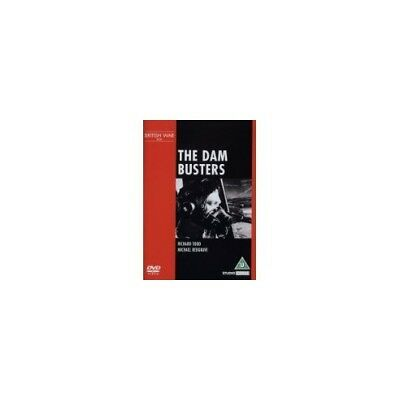 The Dam Busters [DVD] [1955] -  CD YOVG The Fast Free Shipping