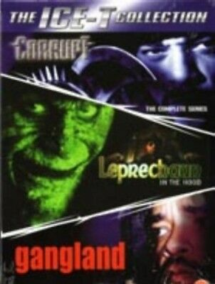 The Ice-T Collection (Corrupt/Leprechaun in the Hood/Gangland) [DVD] -  CD NUVG