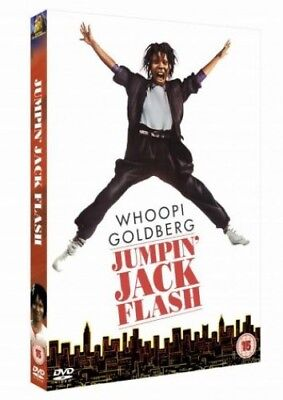 Jumpin' Jack Flash [DVD][1987] -  CD OCVG The Fast Free Shipping