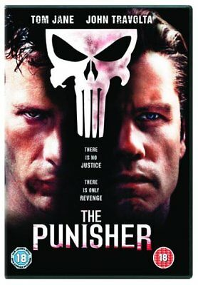 The Punisher [DVD] [2004] [2005] -  CD 6EVG The Fast Free Shipping