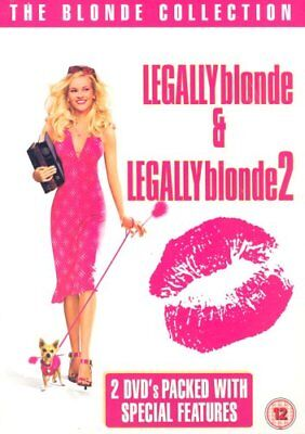 The Blonde Collection: Legally Blonde & Legally Blonde 2 [DVD] -  CD MGVG The