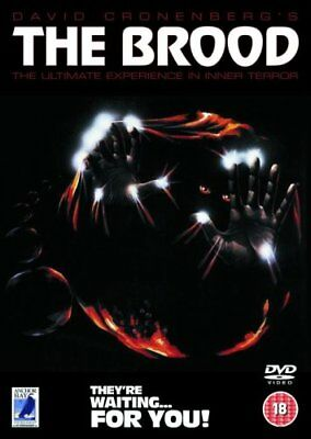 The Brood [1979] [DVD] -  CD Q2VG The Fast Free Shipping