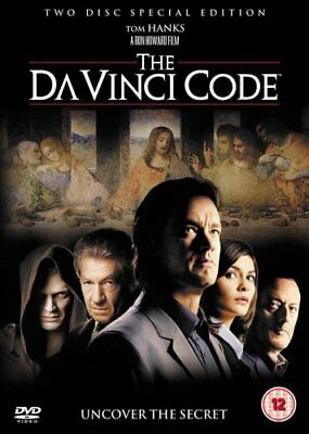 The Da Vinci Code (2 Disc Special Edition) [DVD] -  CD LUVG The Fast Free