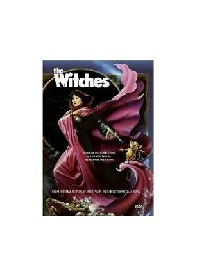 The Witches [DVD] [1990] -  CD AEVG The Fast Free Shipping