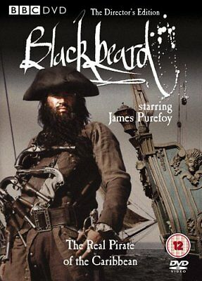 Blackbeard - The Real Pirate Of The Caribbean (DVD) -  CD 3CVG The Fast Free