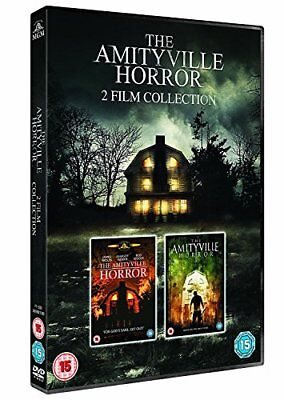 The Amityville Horror (Box Set) [DVD] -  CD LAVG The Fast Free Shipping