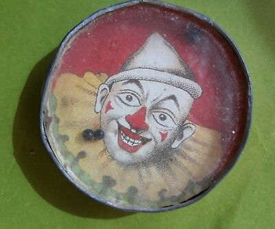 Juego de Payaso de principios de 1900 Clown game of the early 1900s