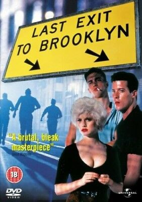 Last Exit To Brooklyn [DVD] [1990] -  CD OEVG The Fast Free Shipping