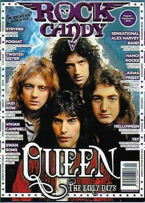 ROCK CANDY-Issue 9 A/September 2018 (NEW)*Post included to UK/Europe/USA/Canada