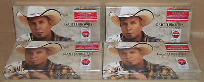 4 New Sealed Garth Brooks The Ultimate Collection 10 Cd Set
