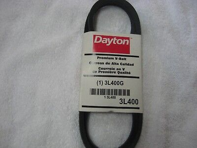 3L400G DAYTON 3L400 oil resitant BELT-Buy Name Brand ships from NC in the USA