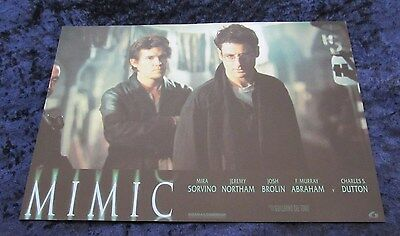 Mimic lobby card  # 9 - Jeremy Northam, Mira Sorvino, Josh Brolin