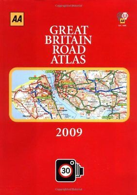 AA Great Britain Road Atlas (AA Atlases and Maps) (AA Atlases and Maps)-AA Publ