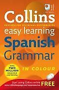 Collins Easy Learning Spanish Grammar (Collins Easy Learning) (Collins Easy L.