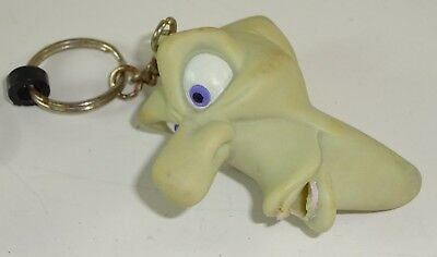 Vintage Amblin 1995 Casper the Friendly Ghost Rubber Stretch Keychain