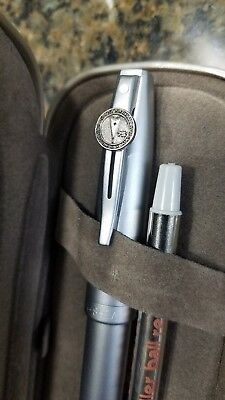Pontiac 75th Anniversary collector pen with case