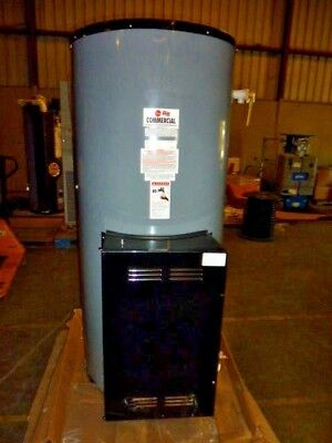 New Rheem Es120-18-G Commercial Electric Water Heater 120 Gallon Gal Electric