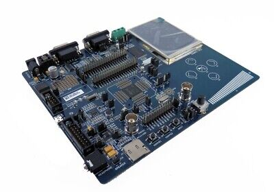 Atmel SAM4SD32 AT91SAM4 MCU 32-Bit ARM Cortex-M4 Evaluation Board ATSAM4S-EK2