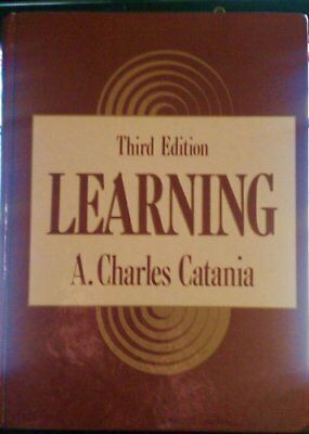 Learning-A. Charles Catania, 9780135286623