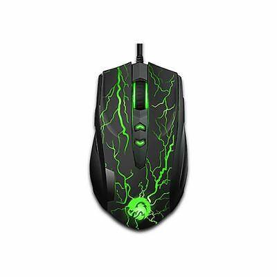 Wired PC Gaming NXPC-743 High Precision Laser Led Optical USB Computer Mouse