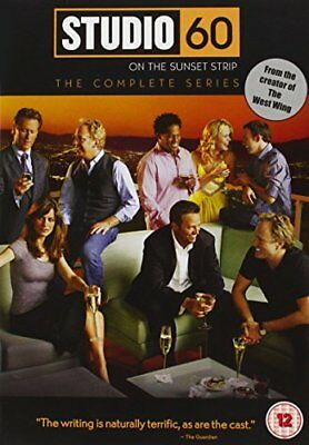 Studio 60 On The Sunset Strip - The Complete Series [DVD] [2008] -  CD BKVG The