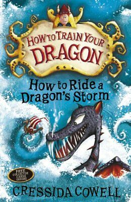 How to Ride a Dragon's Storm: Book 7 (How To Train Your Dragon)-Cressida Cowell