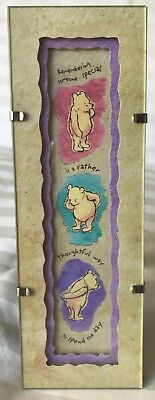 Winnie the Pooh Hallmark Classic Pooh Glass Gallery By the Ensemble Company