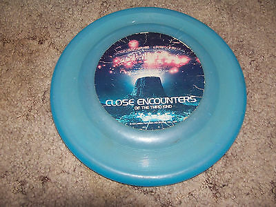 Vintage Frisbee: Close Encounters of The Third Kind 1977 Wham-O