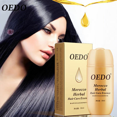 30ml Morocco Herbal Hair Care Essence Loss Treatment Men Women Fast Regrowth Oil