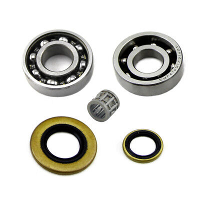 Crankshaft Grooved Ball Bearing Oil Seal For Stihl 066 MS660 065 MS650 064 MS640