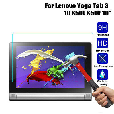 Tempered Glass Premium Screen Protector Film For Lenovo Tab 3 10 Tablet TB-X103F