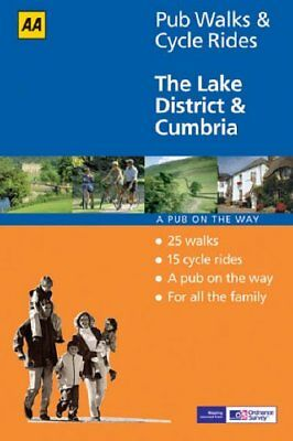 The Lake District and Cumbria (AA 40 Pub Walks & Cycle Rides)-Chris Bagshaw, Bi