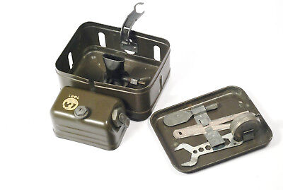 Enders 9063 (Baby) Camping Heizer/Kocher Camp Stove/Heater Armee-Modell 1961/62