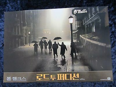 ROAD TO PERDITION  lobby card #2 - TOM HANKS, PAUL NEWMAN, JUDE LAW