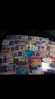 fake ID card - $30 - LOOKS REAL/SCANS - ANY AGE -READ DESCRIPTION-QUICK DELIVERY