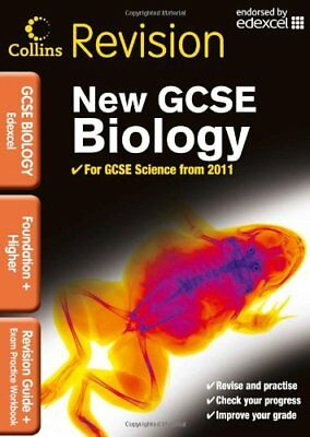 Edexcel GCSE Biology: Revision Guide and Exam Practice Workbook (Collins GCSE.