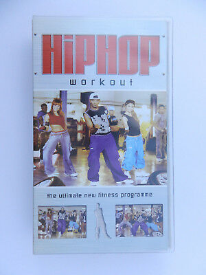 VHS Video Kassette Hip Hop Workout The ultimate new fitness programme