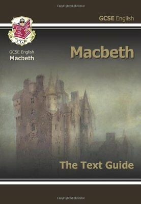 GCSE English Shakespeare Text Guide - Macbeth-CGP Books