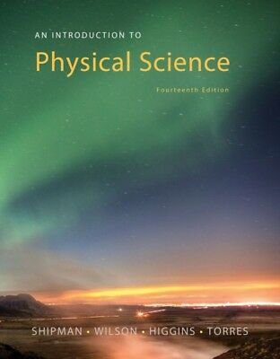 An Introduction to Physical Science (Hardcover), Torres, Omar, Sh...