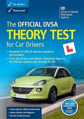 DVSA Official 2015 Theory Test for Car Drivers Book-Driver and Vehicle Standard