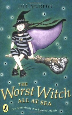 The Worst Witch All at Sea-Jill Murphy, 9780140343892