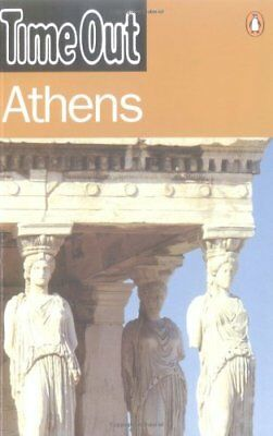 "The ""Time Out"" Guide to Athens-Time Out,Penguin Books"