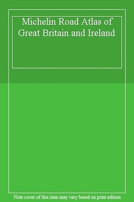 Michelin Road Atlas of Great Britain and Ireland-