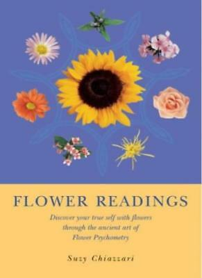 Flower Readings: Discover your true self with flowers through the ancient art.