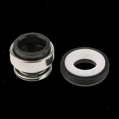 Oil Water Pump Rubber Seal Lubrication Mechanical Shaft Seal 12mm Inner Dia.